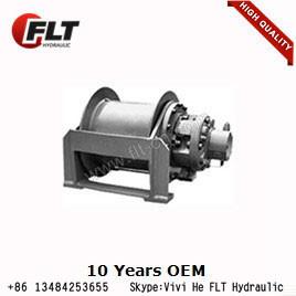 Hydraulic winch 2